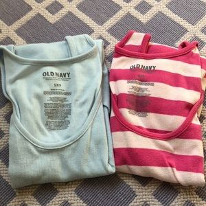 Old Navy Maternity Tank Top Bundle